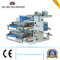 Hot!! YT series high speed one color flexographic printing machine