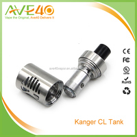 2016 Newest Dia 22mm Top filling tank CLTANK clearomizer Kanger 2ml/4ml with Black/Silver