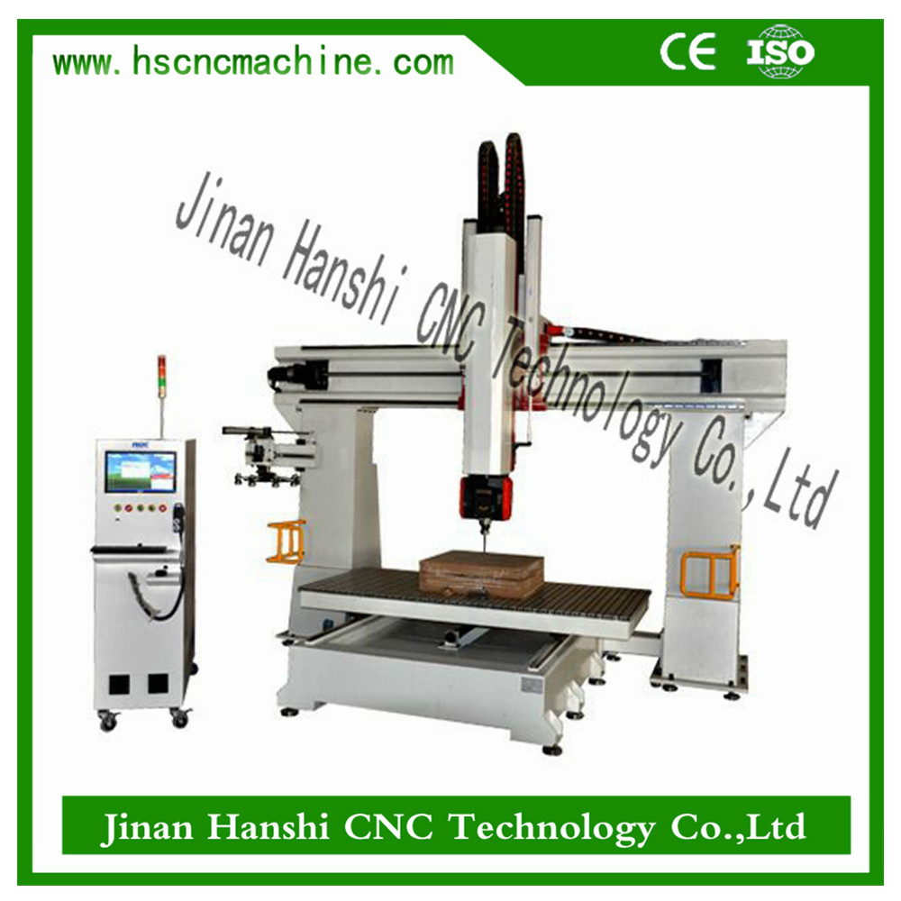 Selling Price Mini Woodworking 5 Axis Foam Carving Cnc ...