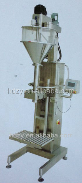 Flour filling and packing machine 5 to 50kg, manual powder filling machine