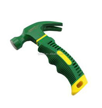 American type mini type claw hammer with tpr plastic coated handle