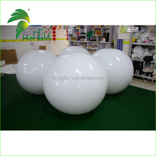 Hongyi Decorative Inflatable Light Balloons , Inflatable LED Balloons With Hight Definithion / Strong Perspective