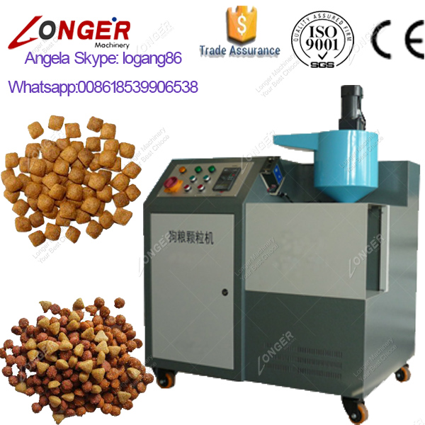 High Efficicent Dog Food Pellet Making Machine/Fish Food Processing Machine
