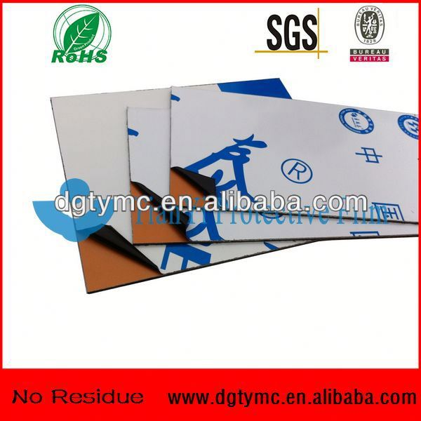 Stable quality High,Middle,Low adhesion lenticular film adhesive
