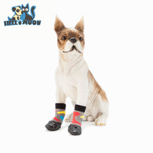 OEM Pet Dog Boots Waterproof Shoe Socks For Dogs Cats