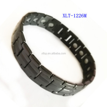 Korea hot sales titanium germanium bracelet good health germanium bracelet