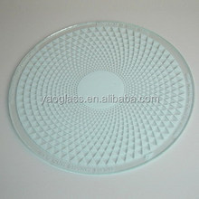 tempered glass reflectors for led light