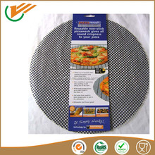 Cookamesh resuable non-stick PTFE mesh sheet for baking and grilling