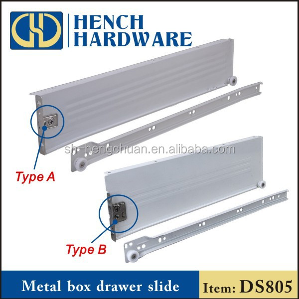 Furniture parts cheap blum drawer slides