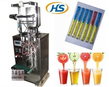 HS240Y factory price full automatic ice lolly tube/ jelly packaging machine