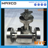 Best selling manual lever handwheel and gear operated floating and trunnion fb port full bore ball valve