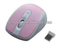 custom shape wireless mouse, computer accessory