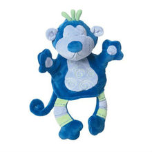 LE-A130423005 blue plush monkey stuffed toys