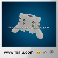 fabrication cnc milling machining aluminum auto part
