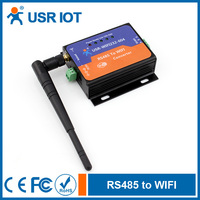 (USR-WIFI232-604) Embedded Wifi Module,Serial RS485 to Wireless Server,Support Router/Bridge Mode Networking