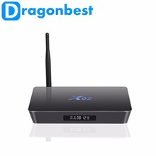 Wholesale X92 S912 2G 16G android 6.0 TV BOX dual band wifi support 1000M LAn KD player 17.0 tv box