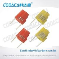 Bobbin Variable inductors adjustable tunable molded coils bobbina inductor RF application