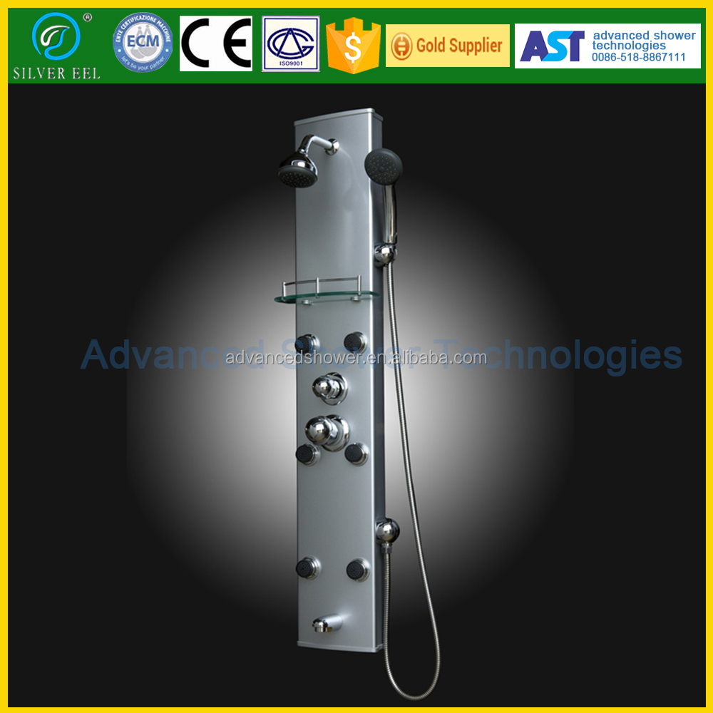 Bathroom smart aluminum composite shower panel
