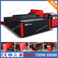 YAG laser type of cutting machine metal