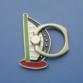 Dubai Sailing Hotel Finger Grip Ring Holder Burj Al Arab 360 Rotating Stand Mount