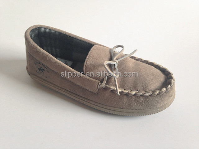 Classic men's indoor moccasins casual shoes