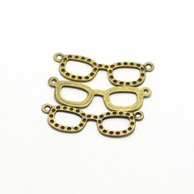 36.5mm sunglasses pendant boy and girl solar energy pendant