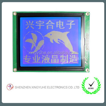 160*128 Dots Flexible custom lcd graphic module manufacturer