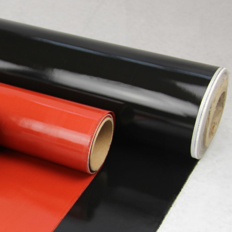 High tensile strength flame chemical resistant silicone for Is fiberglass heat resistant