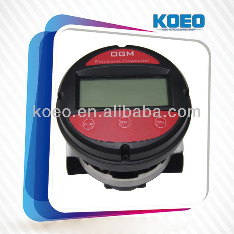 Top Selling Fuel Flow Meter For Cars,Oval Gear Flow Meter