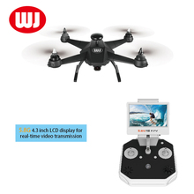 Cheap 1080P HD camera GPS follow me drone with brushless motor