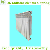 500mm Home Central Heating Aluminium Radiators , aluminum radiator fins,aluminum radiator core