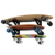 Maxfind Electric Skateboard Parts Wall mounted Rack for hanging longboard snowboard