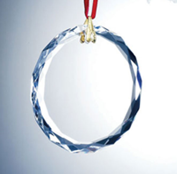 wholesale glass blank christmas ornaments
