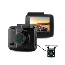 wholesale car camera front and back and wifi car dashboard camera with resolution 4k built in GPS dvr car camera