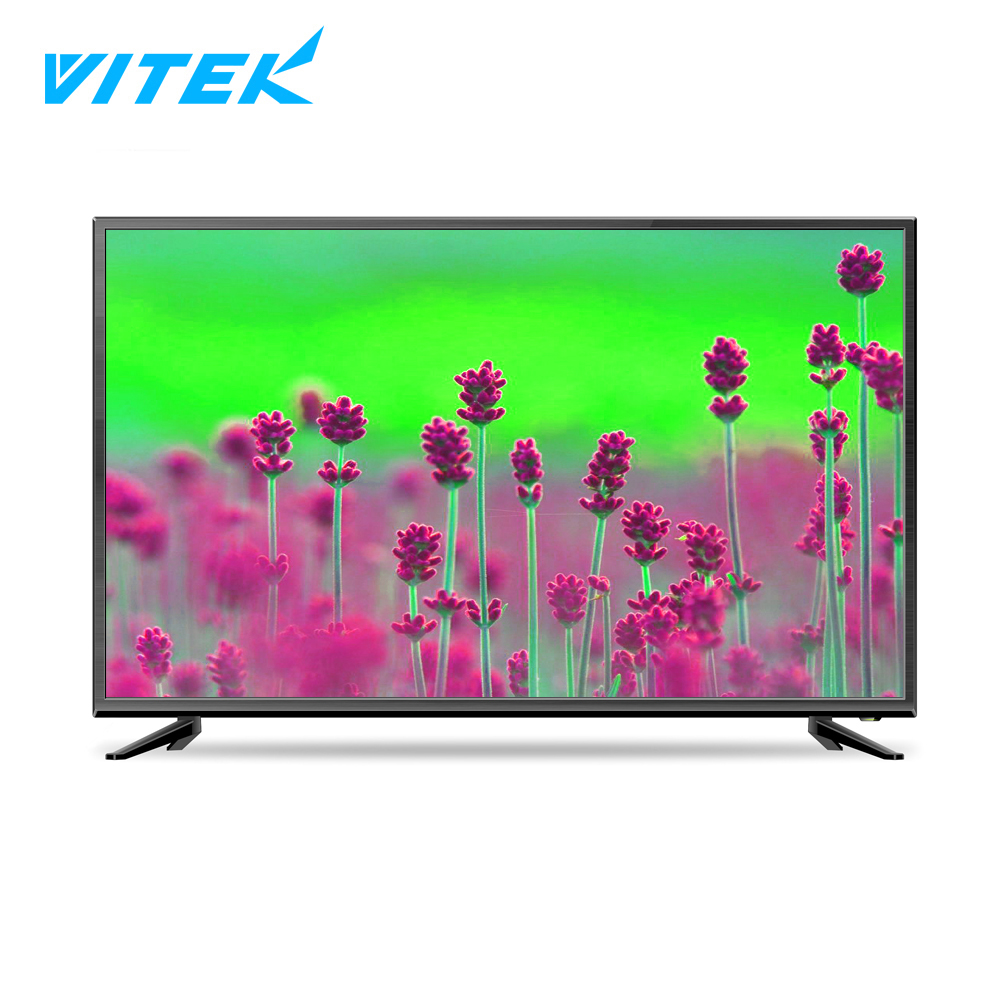 Vitek Quality Export LCD TV Televisor 4K, TV LCD 32 39 49 55 65 inch 4K LED TV, Alibaba Best Product 32 Electron LCD TV