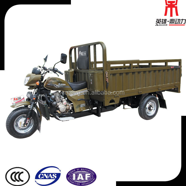 Cargo Motorcycle Trike 300cc, Adulto Triciclo From China