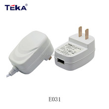 TEKA CE GS approved 10W 5V 2A BS plug induction charger