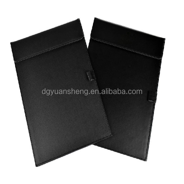filing supplier types decorative a4 leather folders with calculator