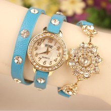 New Arrival Snowflake Sell Well In Market Big Discount Quartz Movement Lady Vogue Watch