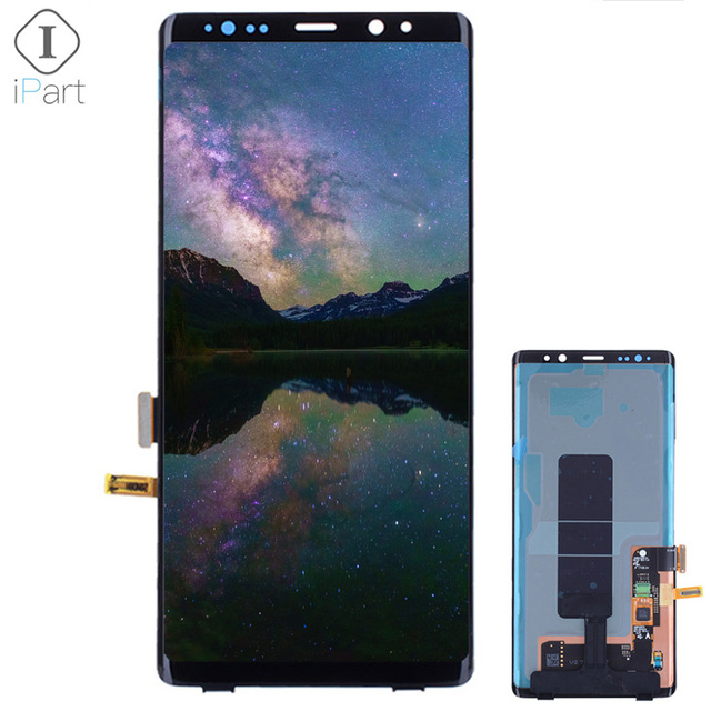 Tested Digitizer Assembly Touch Screen Display Replacement LCD For Samsung Galaxy Note 8 N9500