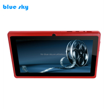 7 inch A33 Q88 android 4.4 mid Quad Core Android WIFI PC Tablet