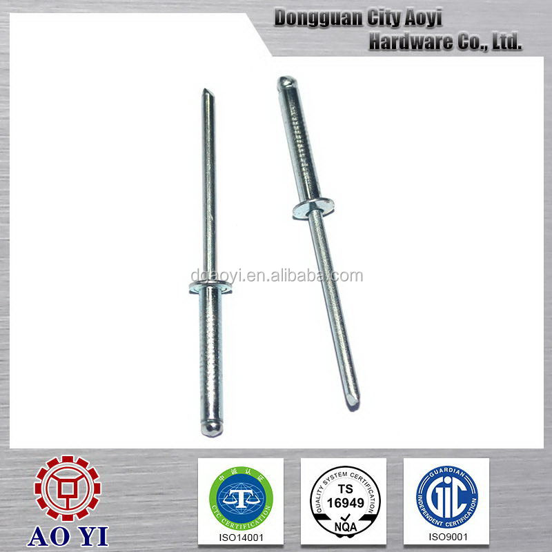 Top quality cheapest ss302 stainless steel blind rivet
