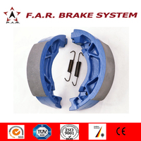 3 Wheel Scooter Parts Of Brake Shoes