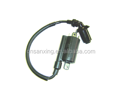 GENUINE IGNITION COIL FOR Yamaha Virago 250 2UJ-82320-00 2UJ-82310-00 (Brazil motorcycle motor spare parts)
