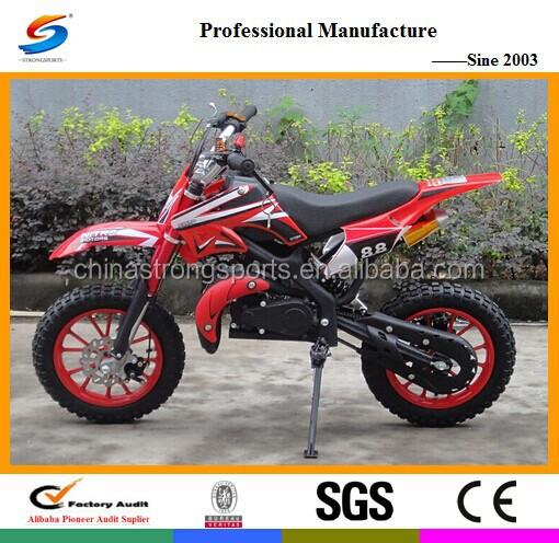 Hot sell chinese moped and 49cc Mini Dirt Bike DB002