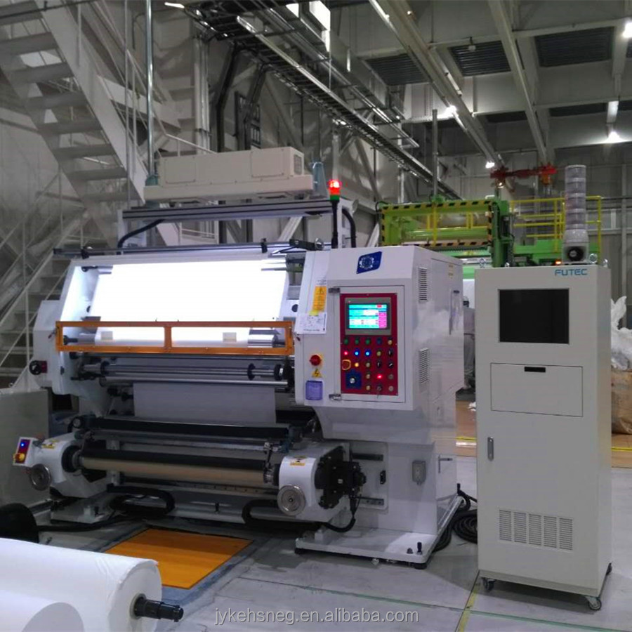 Real 100% Printing Defect Inspection Rewinding Machine - Buy ...