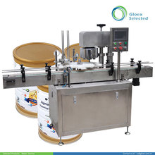 High Speed Rotary Type Automatic PET can sealer for sale