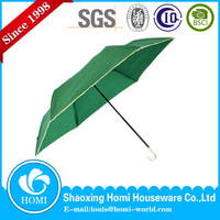 Umbrella flooring display stand party gifts ladies folding umbrella plastic case