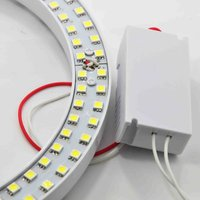 SMD5050 18W LED ring lighting 220V 2500LM 120leds
