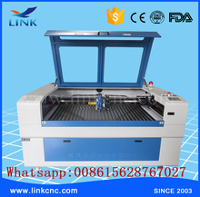 Best quality CE approved laser cutting machine/co2 laser cutting machine /YASKAWA servo motor/metal laser cutting